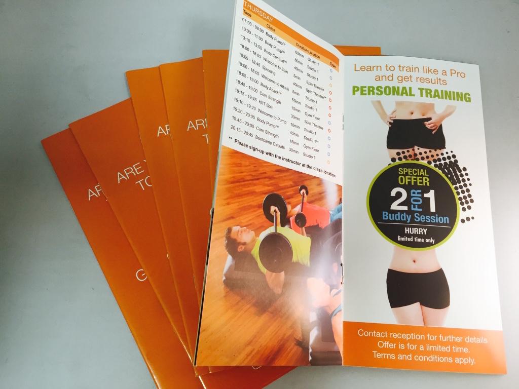 Design of Brochure